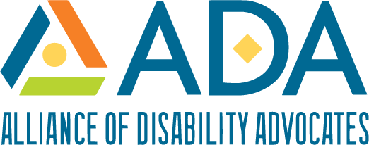 Link to Alliance of Disability Advocates NC Homepage